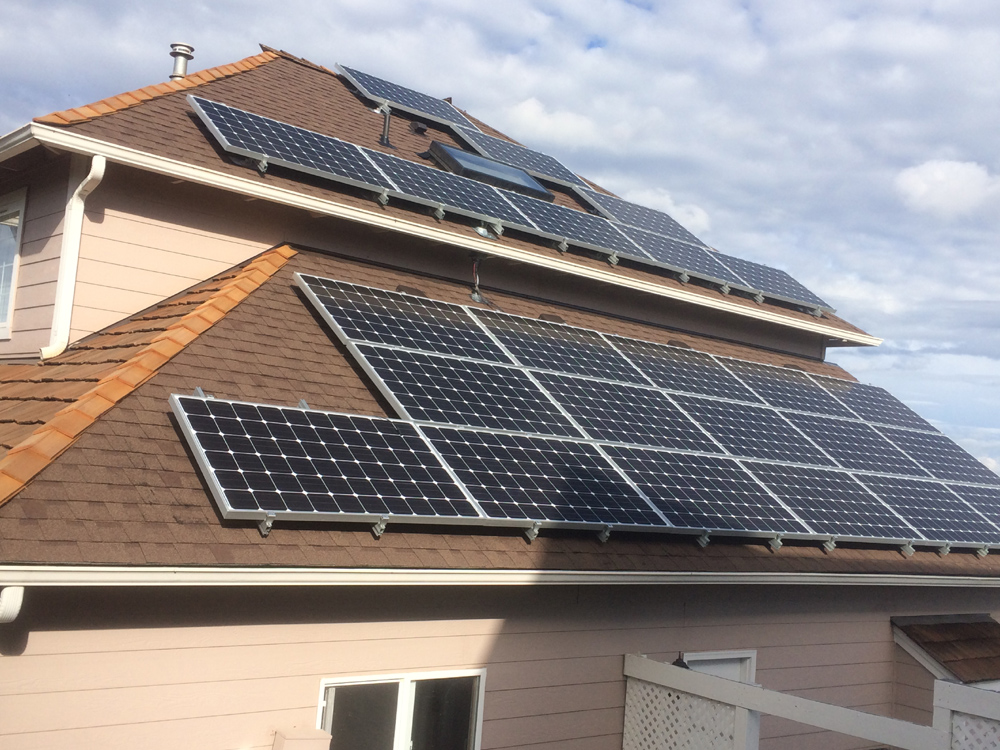 6.6kw PV System in Silverdale, WA
